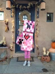 Halloween Minecraft Costume 20 Creeper Costume Ideas Minecraft Costumes