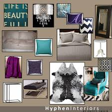 Teal And Purple Bedroom by A New Look For And Old Chair Painted Upholstery Bedroom Color