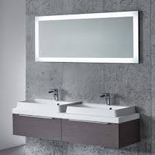 backlit bathroom mirror australia modern bathroom in australia