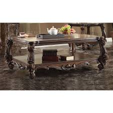 versailles coffee table multiple colors by acme furniture