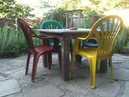 How To Clean Outdoor Patio Furniture by Painting Outdoor Furniture Ideas All Home Decorations