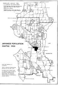 Seattle Demographics Map by Segregation Maps