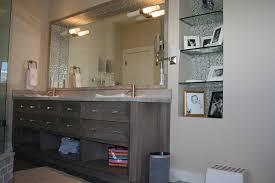 Bathroom Mirror Design Ideas Reclaimed Wood Bathroom Mirror Bathroom Metal Chrome Shower