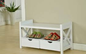 Storage Bench With Hooks by Bench Lovely Entryway Bench With Cushion And Storage Dazzling