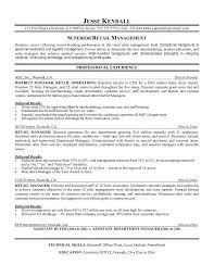 Retail Store Manager Resume Sample   sr financial analyst resume happytom co