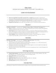 Java Resumes Resume Of A Computer Engineer Resume For Your Job Application