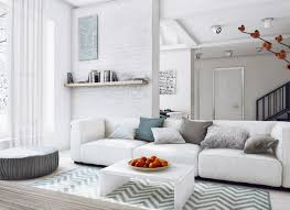 Feminine Living Room by Feminine Apartment Interior Design Ideas