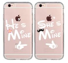 amazon com he u0027s mine she u0027s mine couple matching christmas gifts