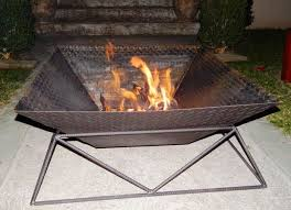 How To Make A Fire Pit In Backyard by How To Make A Cool Steel Fire Pit For Your Back Yard Or Garden 4