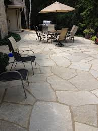 Backyard Grill Fdl by Flagstone And Steppers Rockford Il Benson Stone Co