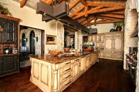 Amazing Home Interior Rustic Spanish Style Kitchen Dzqxh Com