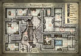 when to use a map in your d u0026d games