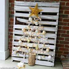 Christmas Tree Ideas 2015 Diy 50 Best Outdoor Christmas Decorations For 2017