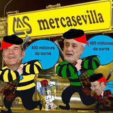 Andalucía. Corrupción en el Caso Mercasevilla