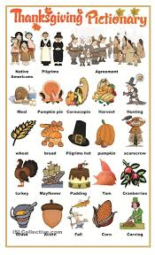 words in the word thanksgiving thanksgiving pictionary ingles pinterest thanksgiving