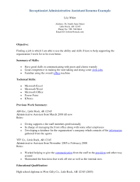 how to make a cover letter for resume how to make a receptionist resume free resume example and night receptionist resume sales receptionist lewesmr resume template receptionist night receptionist resume