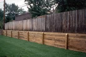 Timber Retaining Wall Designs Home Design Ideas - Landscape wall design