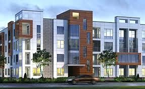 Endearing Modern Apartment Building Design Elevations The Will Be - Apartment building design