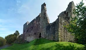 Small Castle by Hailes Castle Scottish Borders And Lothians Castles Forts And