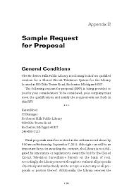 Example Bid Proposal  construction proposal format