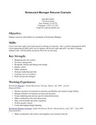 Sample Caregiver Resume No Experience by Sample Cv For Waitresses Waitress Resume Template Word Resume