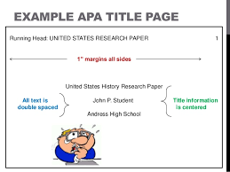 Student writing an APA format essay