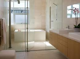 Creative Bathroom Decorating Ideas Creative Bathroom Design Ideas With Nice Bathtub And Glass Window