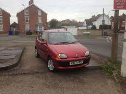 used fiat seicento cars second hand fiat seicento