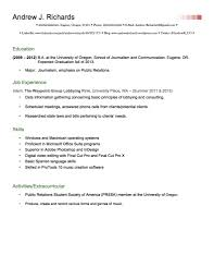 cover letters   PR Reflections