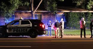district attorney officer showed u0027amazing restraint u0027 in july 1