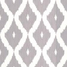 shop allen roth gray paper geometric wallpaper at lowes com