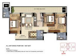 Servant Quarters Floor Plans Dlf Skycourt Resale Price Dlf Skycourt Sector 86 Gurgaon 3 4 Bhk