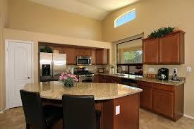 Interior Design Ideas For Open Floor Plan by Kitchen Astounding L Shape Open Floor Plan Kitchen Decoration