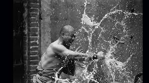 La rutina de los monjes luchadores de Shaolin