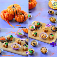Nut Free Halloween Treats by