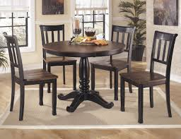 buy ashley furniture owingsville round dining room table set more views
