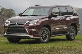 lexus suv with third row 2017 lexus gx 460 suv review bloomberg