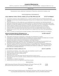Secretary Resume Sample by Legal Secretary Resume Sample Resumecompanion Com Resume