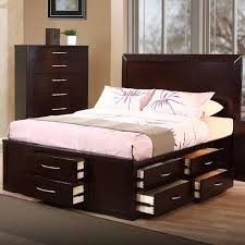 Platform Storage Bed Plans With Drawers by Best 25 Bed Frame With Drawers Ideas On Pinterest Bed With