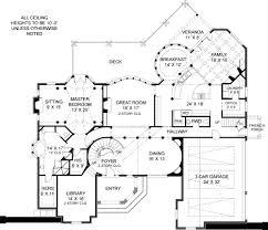 european four bedroom house plan professional builder house plans