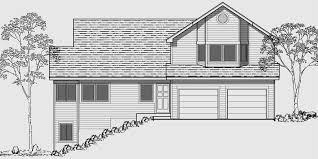 Craftsman Home Plans With Pictures Daylight Basement House Plans Floor Plans For Sloping Lots