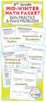 Eighth Grade Worksheets 165 Best 8th Grade Math Common Core Images On Pinterest 8th