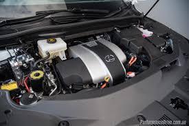 lexus rx 200t engine 2016 lexus rx 450h f sport review video performancedrive