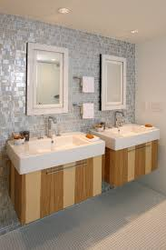 bathroom gorgeous freestanding double small vanity in small