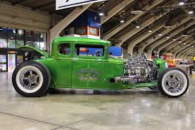 Custom Muscle Cars - covering classic cars o u0027reilly auto parts street machine
