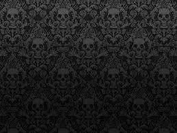 black and white halloween backgrounds jimiyo skull damask 1600x1200 jpg 1600 1200 apartment