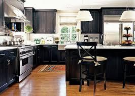 Dark And White Kitchen Cabinets Photos Of White Kitchen Cabinet With Dark Flooring Awesome Home Design