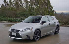 lexus ct200h vs acura ilx 2016 lexus ct 200h f sport special edition road test review