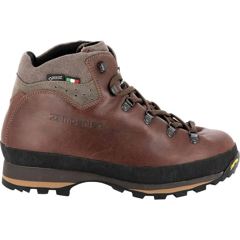Zamberlan Duke GTX RR Hiking Boots Saddle Medium 9 0324SDM-Medium-9