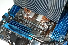 CPU Cooler Roundup July      Part     Page   of        HardwareHeaven com